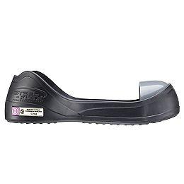 Black CSA Z334 Steel Toe Overshoe  Extra Small