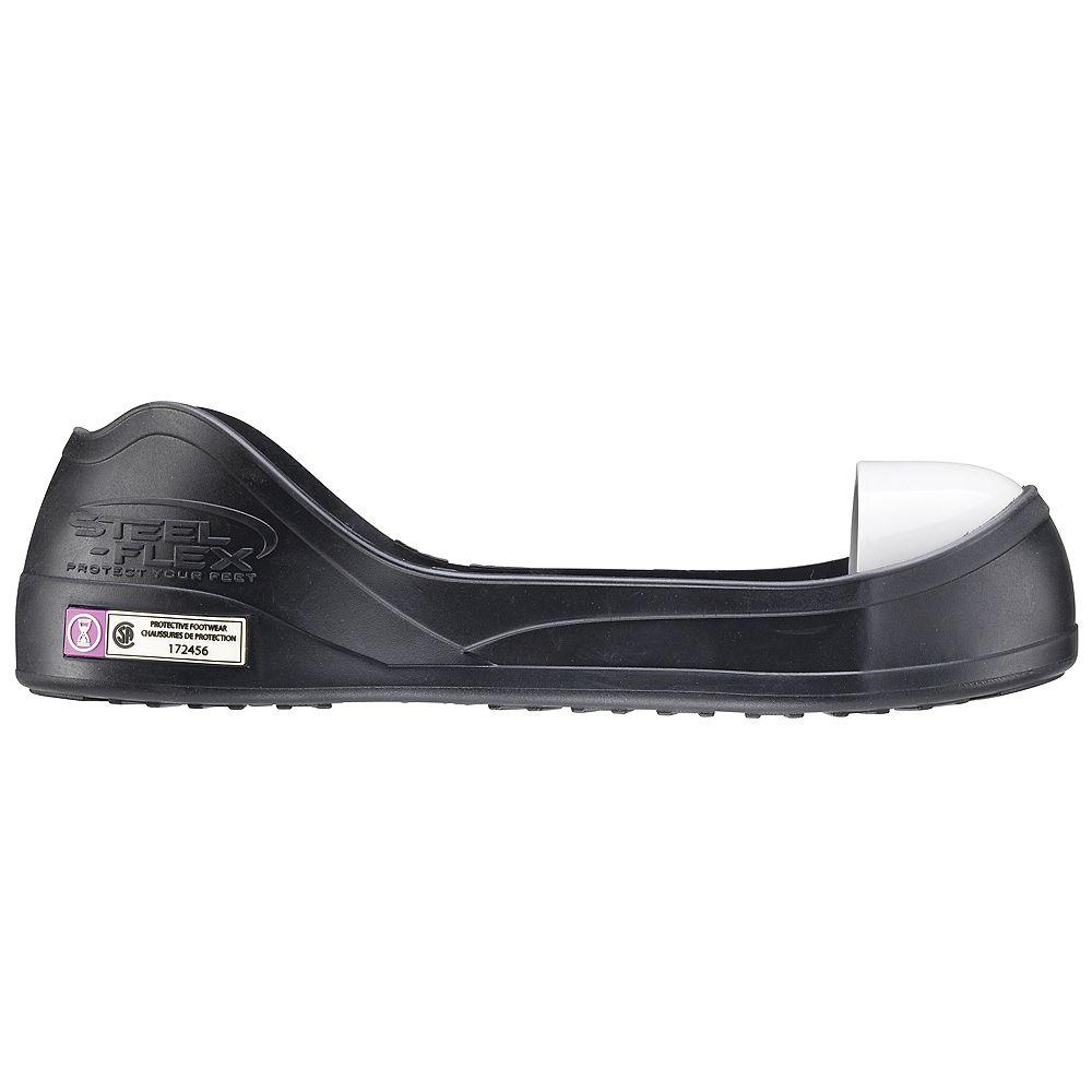 Steel-Flex Black CSA Z334 Steel Toe Overshoe  Small