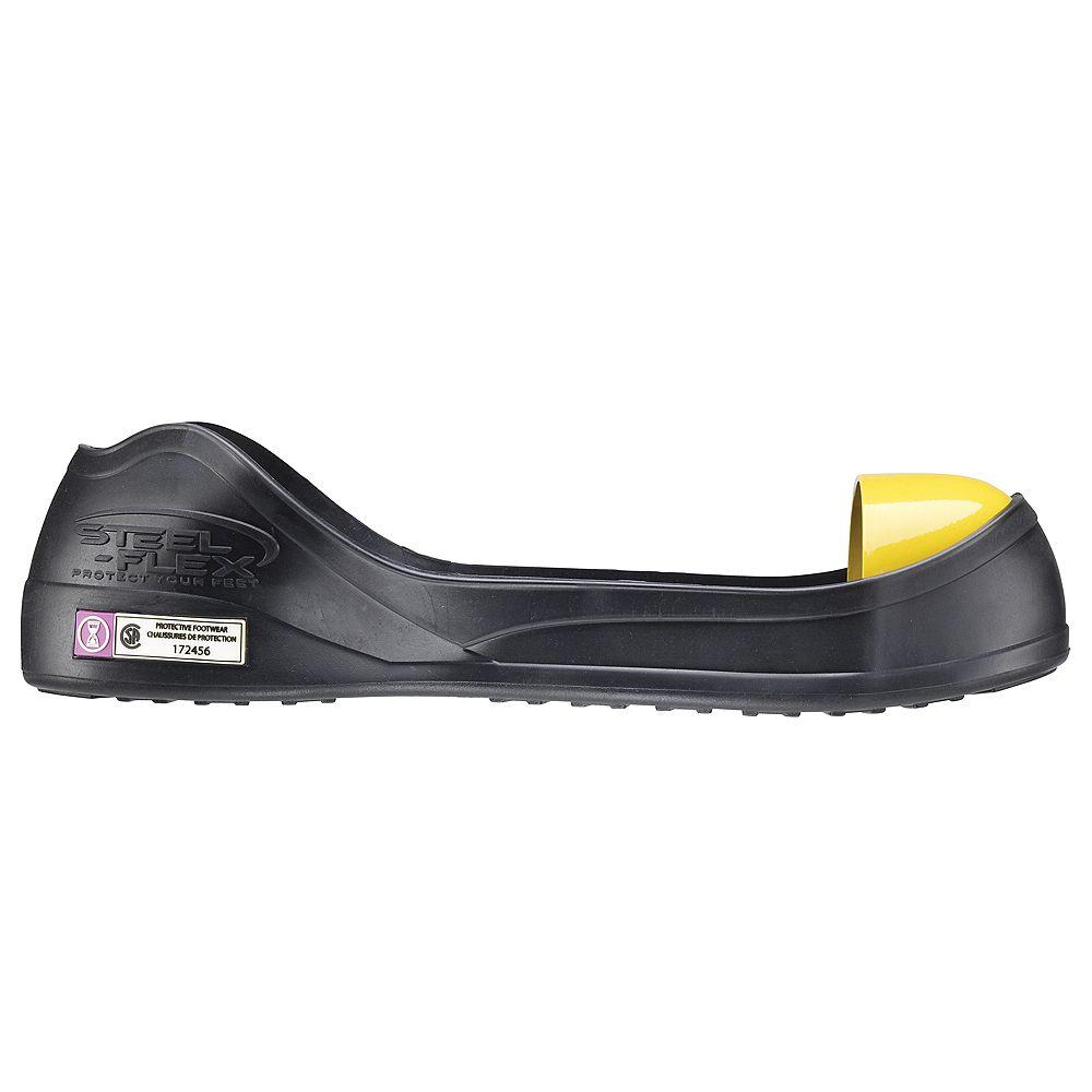 Steel-Flex Black CSA Z334 Steel Toe Overshoe  Medium