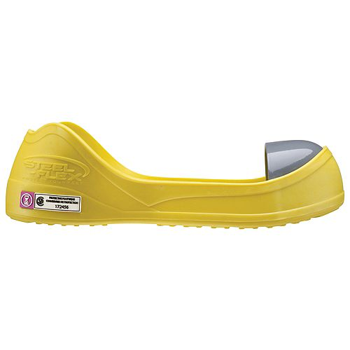 Yellow CSA Z334 Steel Toe Overshoe  Extra Small