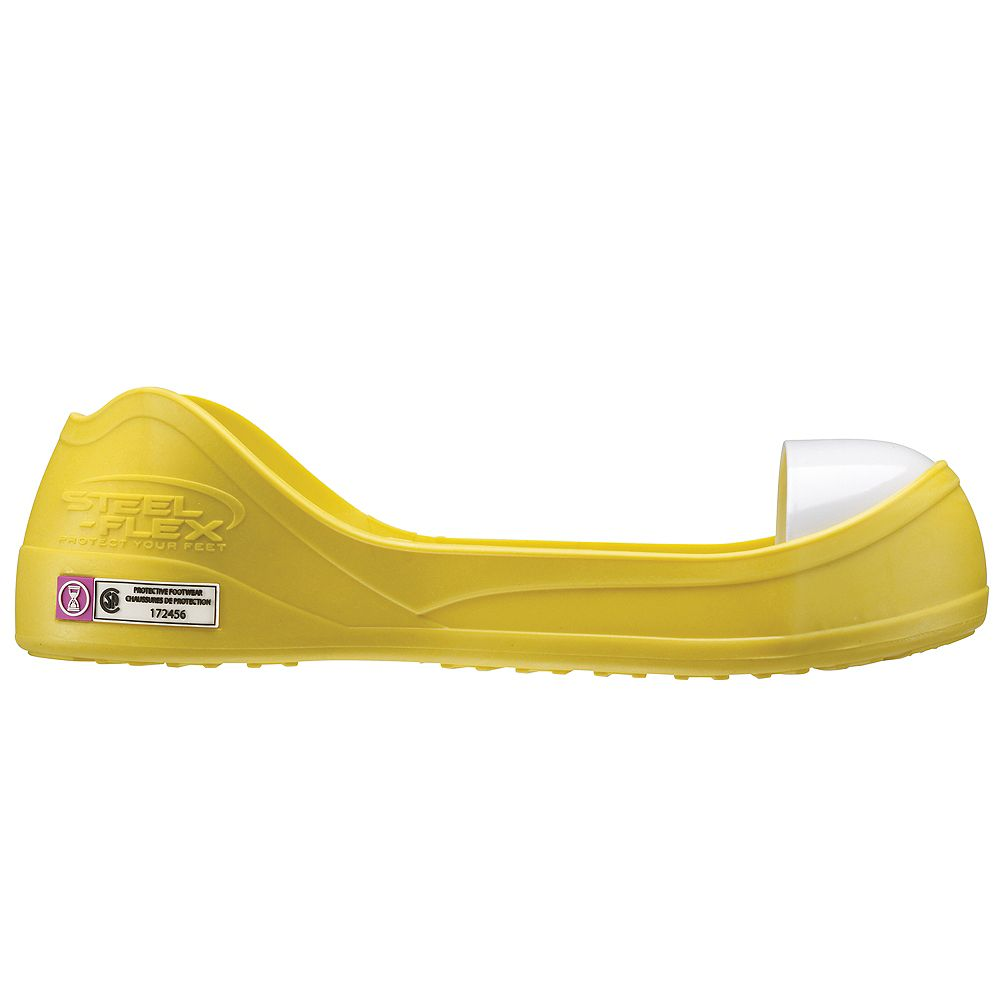 Steel-Flex Yellow CSA Z334 Steel Toe Overshoe  Small