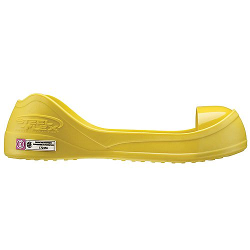 Yellow CSA Z334 Steel Toe Overshoe  Medium
