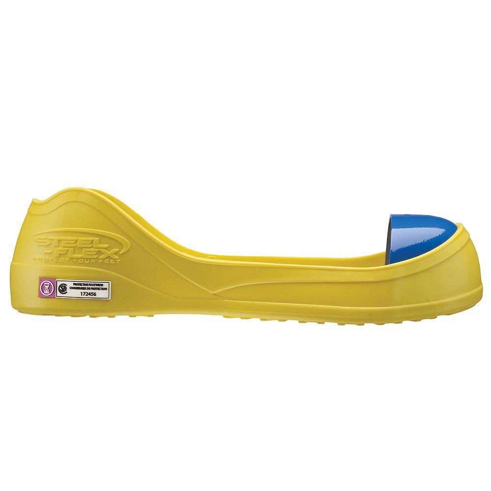 Steel-Flex Yellow CSA Z334 Steel Toe Overshoe  Extra Large
