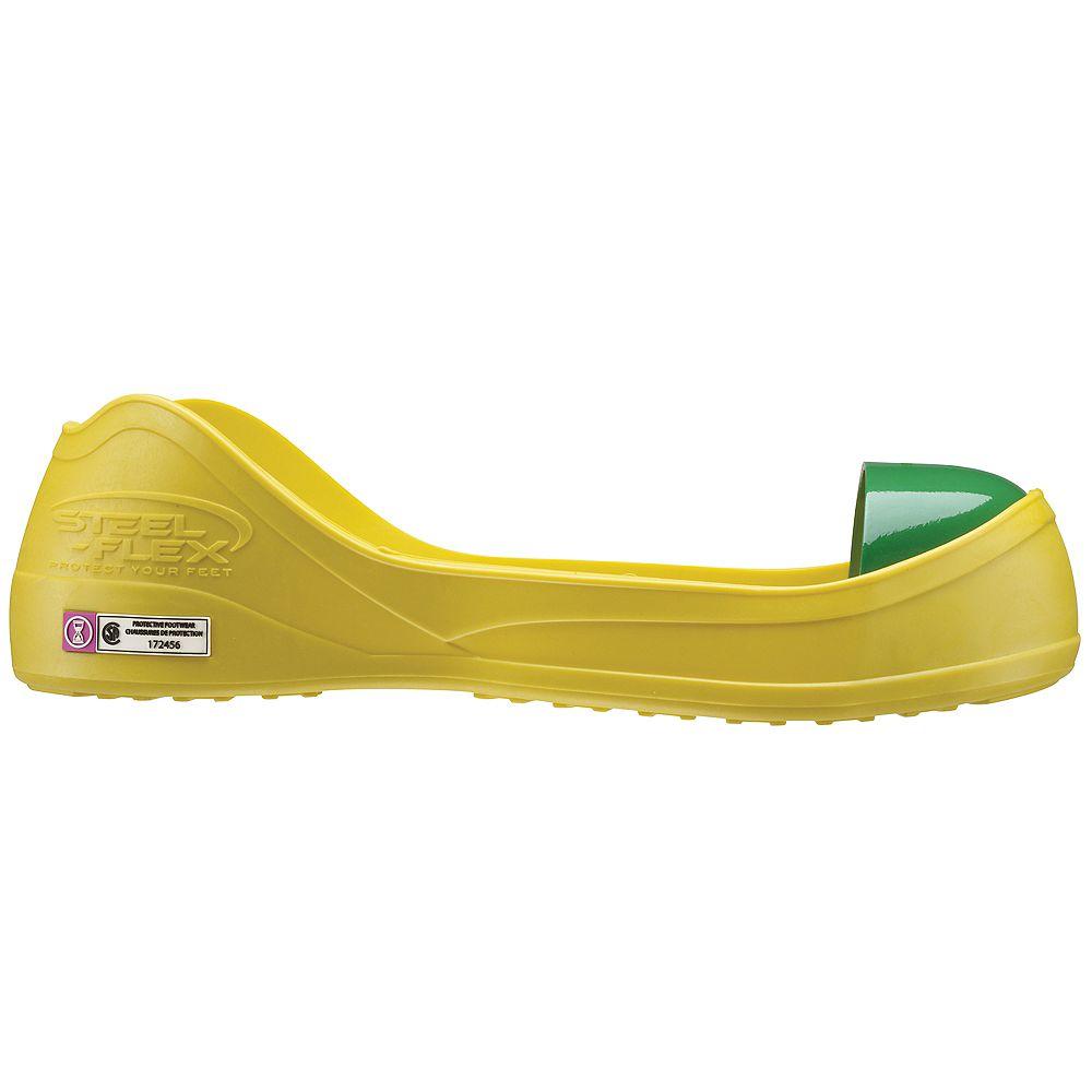 Steel-Flex Yellow CSA Z334 Steel Toe Overshoe  Extra Extra Large
