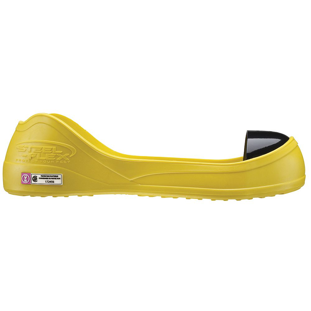 Steel-Flex Yellow CSA Z334 Steel Toe Overshoe  Extra Extra Extra Large