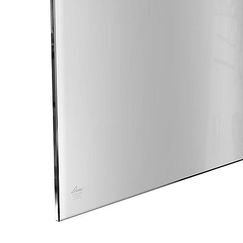 63 inch Glass Panel