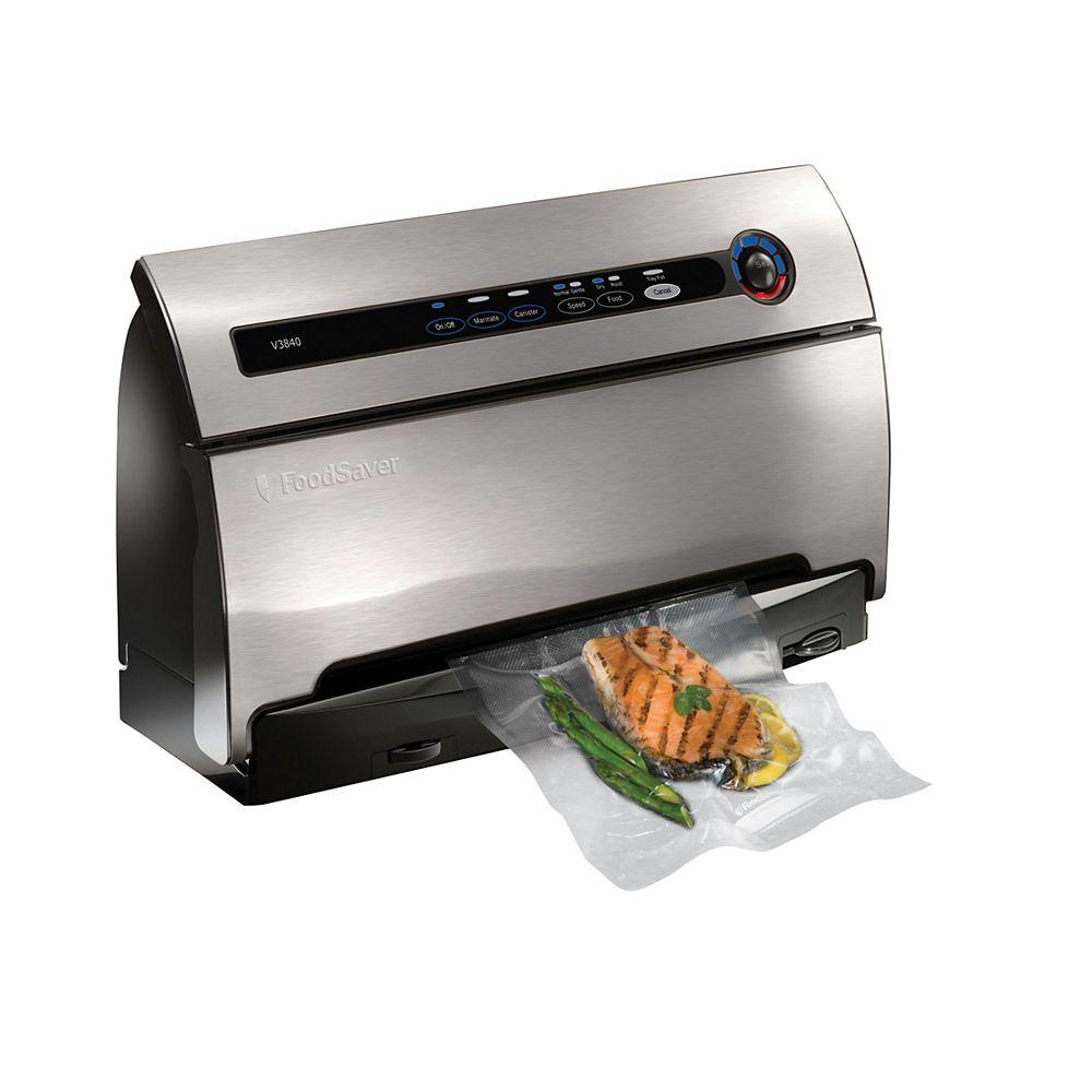 Foodsaver Advanced Design Vacuum Sealing System V3840