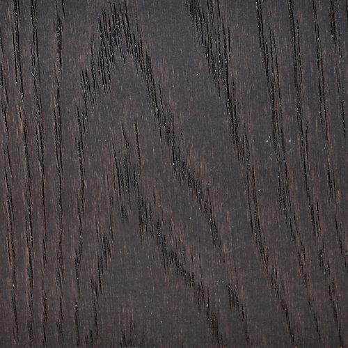 Engineered White Oak Fur Wire Brushed Hardwood Flooring Sample