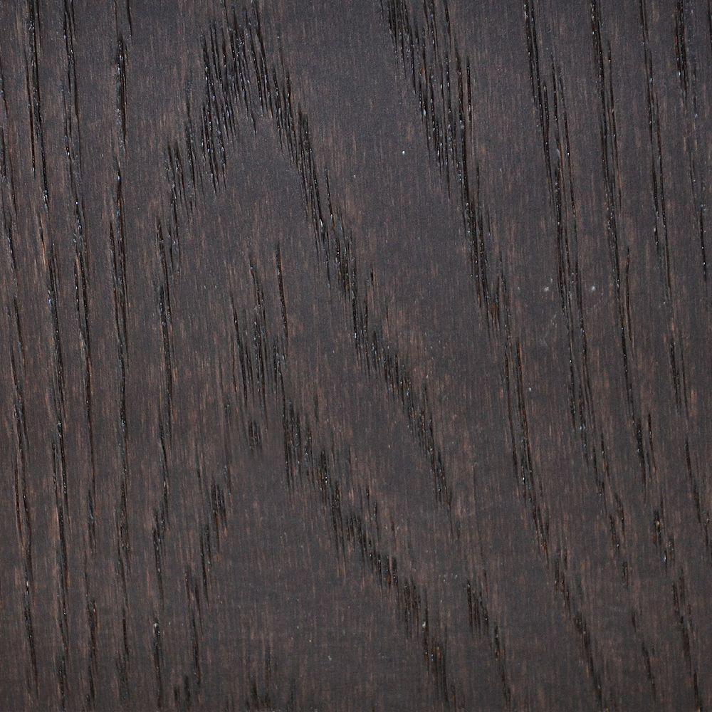 take home sample Engineered White Oak Fur Wire Brushed Hardwood Flooring Sample