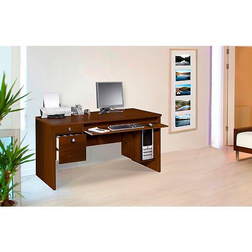 Essentials 30 inch x 60 inch Desk  - Truffle