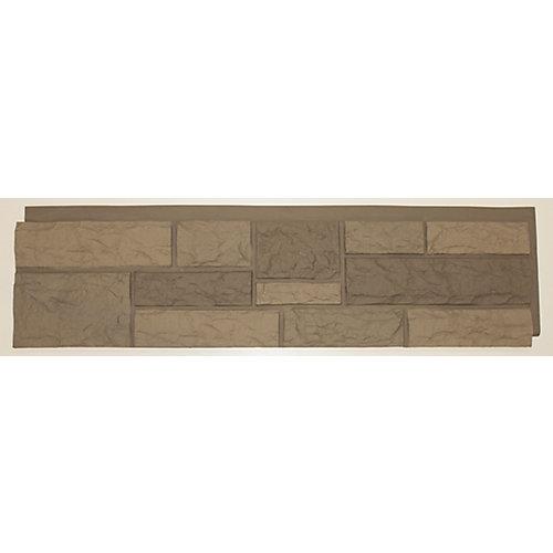 Rockface Grey Panels