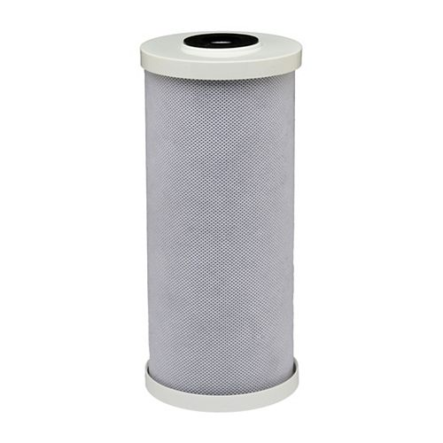 Carbon Block Universal Replacement Water Filters, 4.5 inch x 10 inch