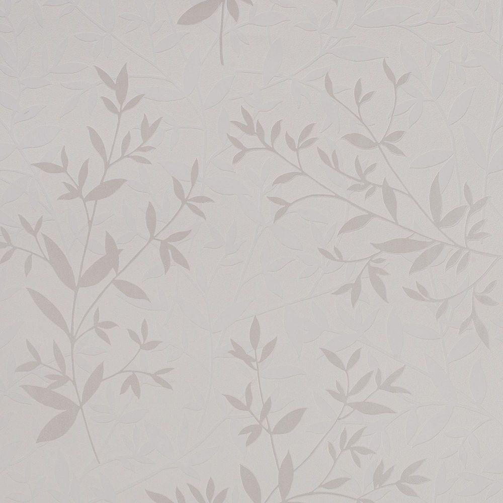 Graham & Brown Bijou Papier Peint Blanc