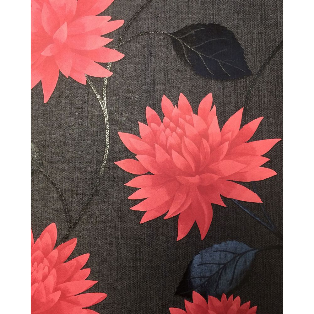 Superfresco Romance Red/Pink Wallpaper