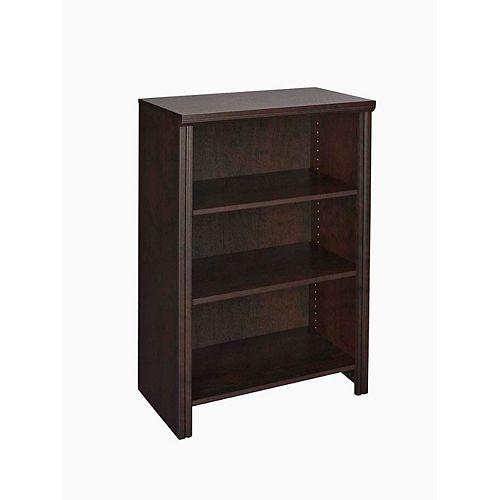 Impressions 25 -inch Choclate 4-Shelf Organizer