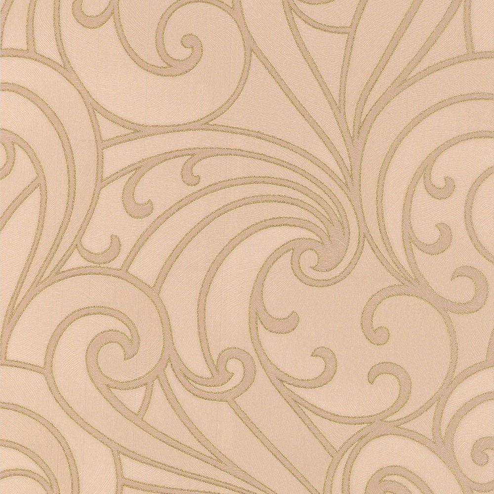 Graham & Brown Saville Beige/Gold Wallpaper