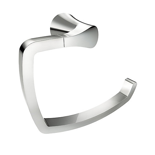 Danika Towel Ring Chrome