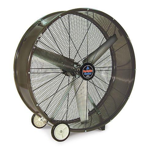 Heat Buster 42 Inch Industrial Barrel Fan