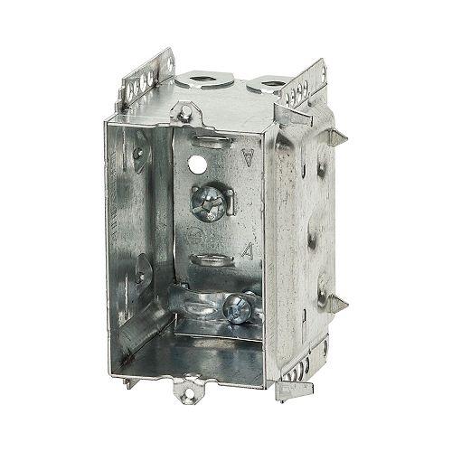 Boite Appareil 2-1/2 po 1 Gr Nmd90
