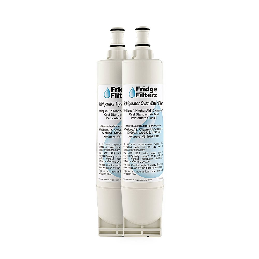 Fridge Filterz FFWP-301 Replacement Refrigerator Water & Ice Filter (2-Pack)