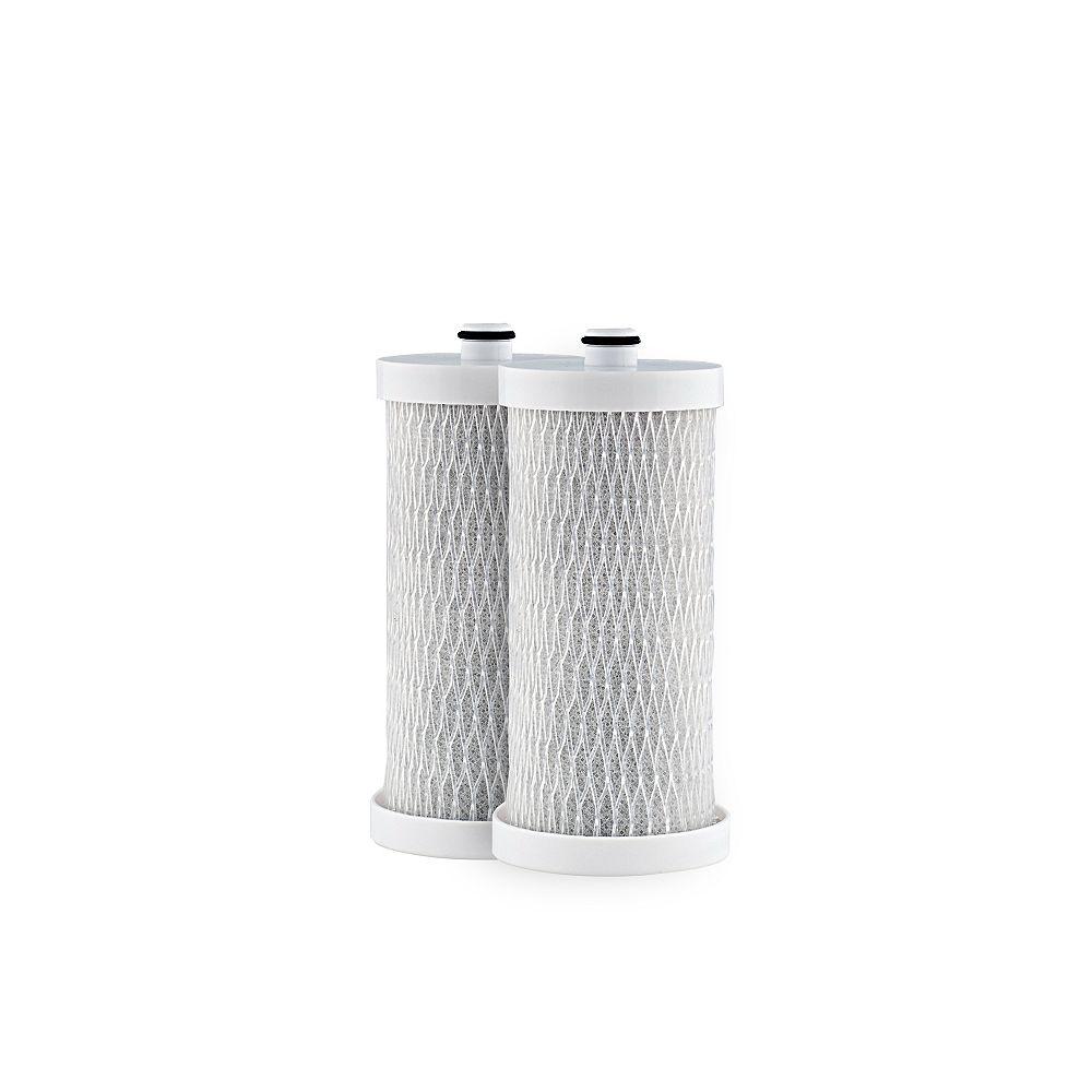 Fridge Filterz Frigidaire FFFD-311 Replacement Refrigerator Water & Ice Filter (2-Pack)