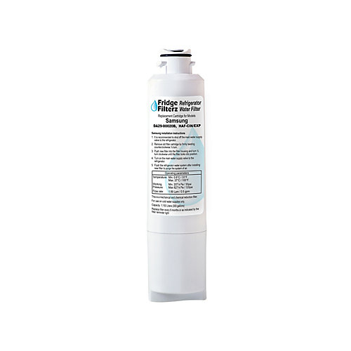 DA29-00020B, HAF-CIN/EXP Replacement Water & Ice Filter for Samsung Refrigerator