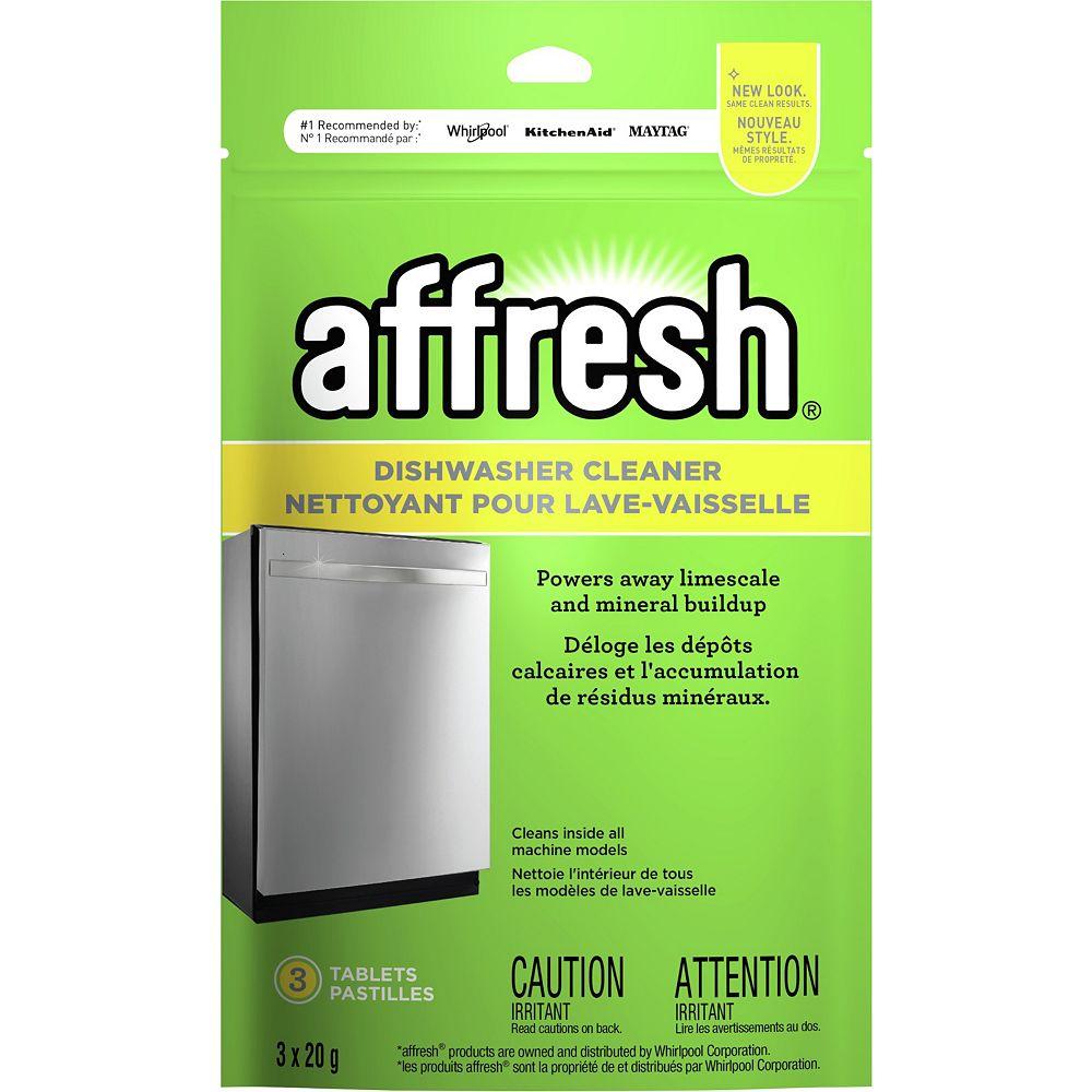 affresh Dishwasher Cleaner Tablets