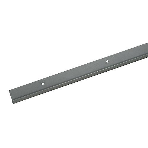 Fast Track Rail - 40 Inch  Satin Nickel