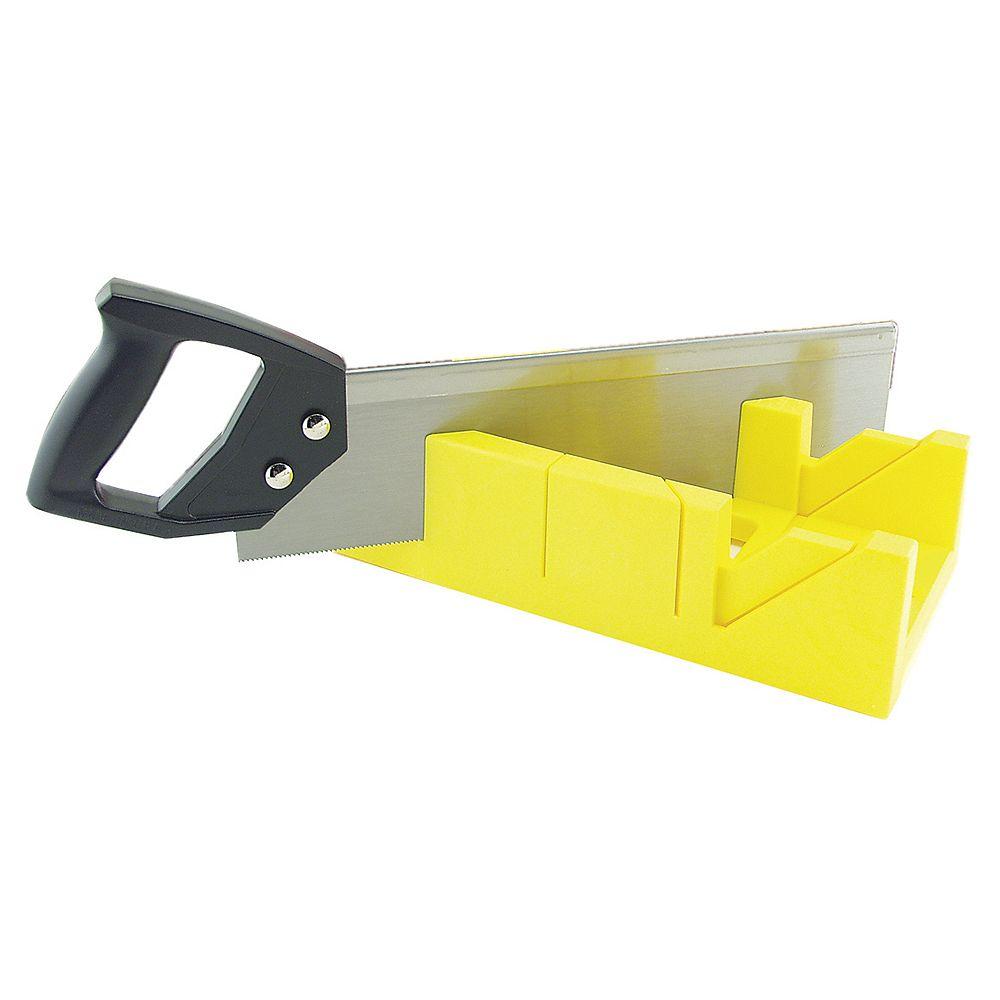 HDX Mitre Box W/ Saw