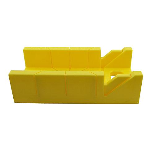 La boîte à onglets en plastique