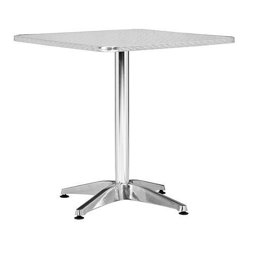 Christabel Aluminum Square Patio Table
