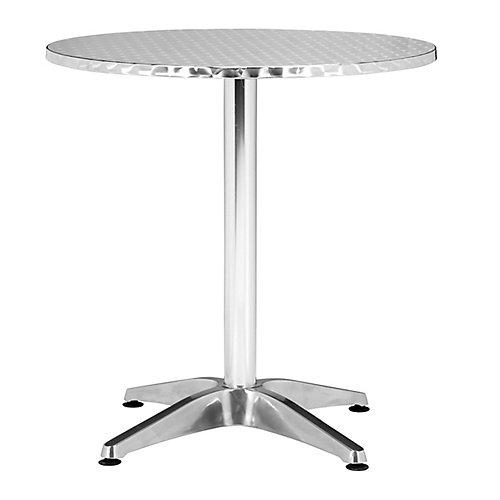 Christabel Aluminum Round Patio Table