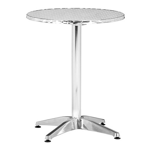 Christabel Aluminum Folding Patio Table