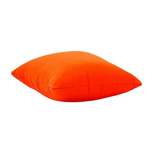 Laguna Outdoor Pillow in Orange