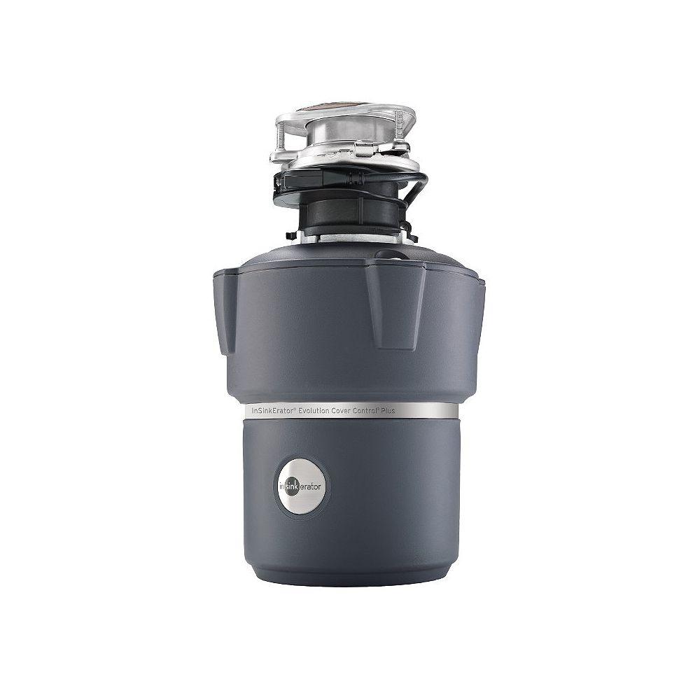 Insinkerator Evolution Cover Control Plus Food Waste Disposer 76944B