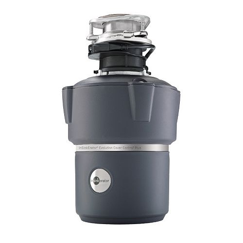 Evolution Cover Control Plus Food Waste Disposer