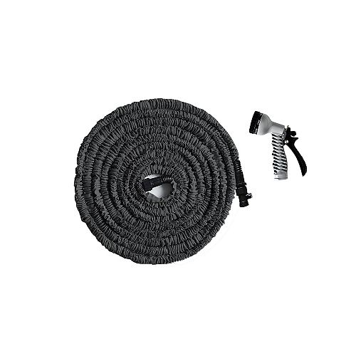 75 ft. Expanding Garden Hose with Nozzle
