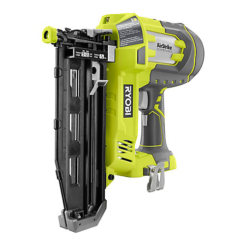 18V ONE+ AirStrike 16-Gauge Cordless Straight Nailer (Tool-Only)