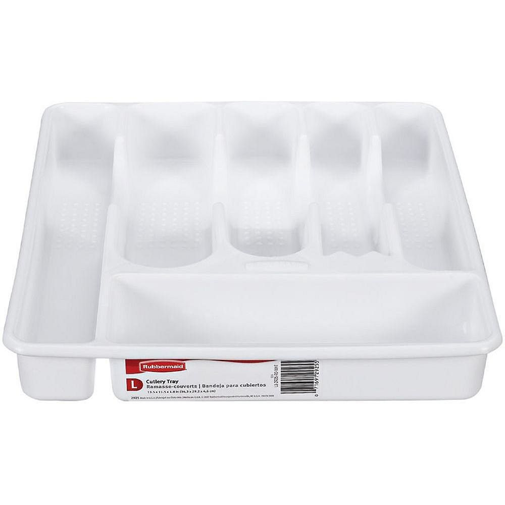 Rubbermaid Large Cutlery Tray