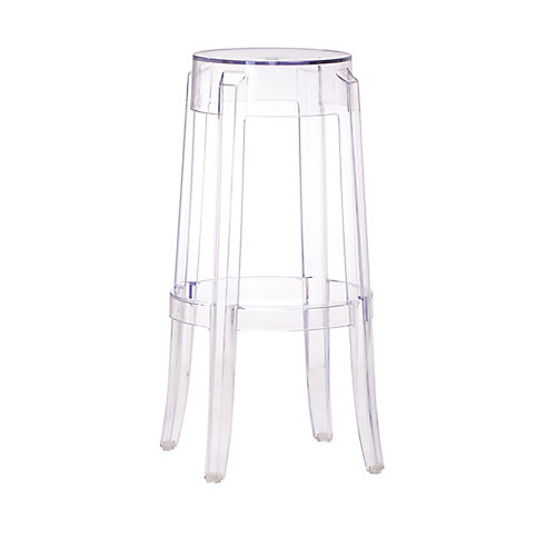 Tabouret de Bar Anime Transparent