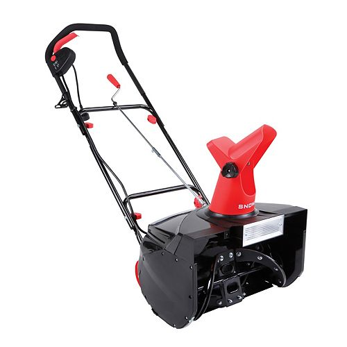 Snow Joe MAX 18-inch 13.5-Amp Electric Snowblower with Light