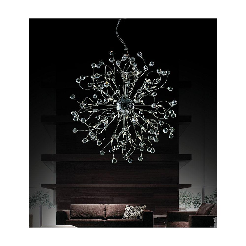 CWI Lighting 29 Inch  Inchtangled Web Inch Pendant