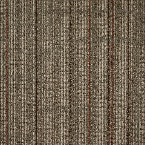 Carreau de tapis Trademark - couleur Pinto Bean  50cm x 50cm - 54 pi² (5,0168 m²) par boîte