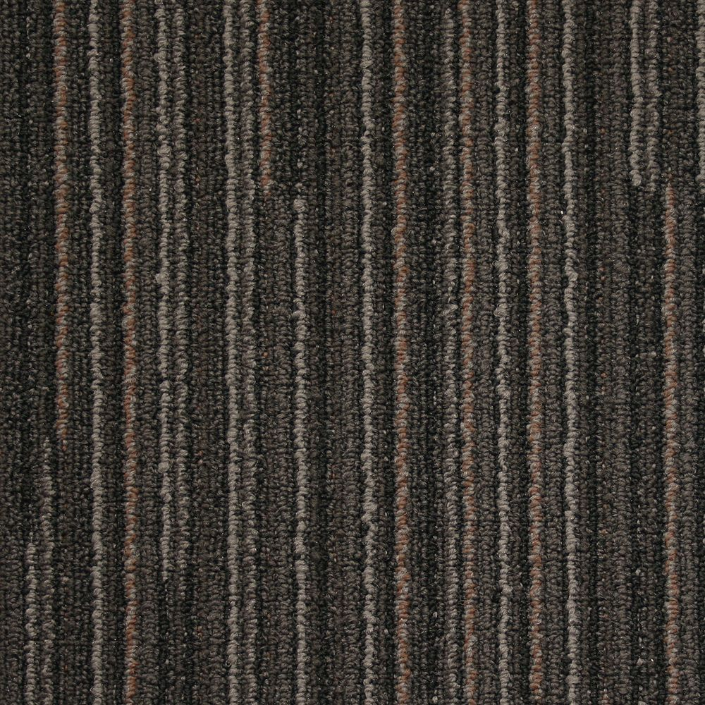 Eurobac Plus Carreau de tapis Ambiance - couleur Quill  50cm x 50cm - 54 pi² (5,0168 m²) par boîte