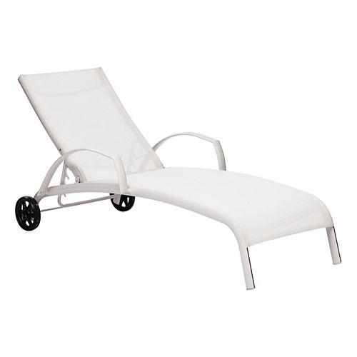 Casam Lounge White