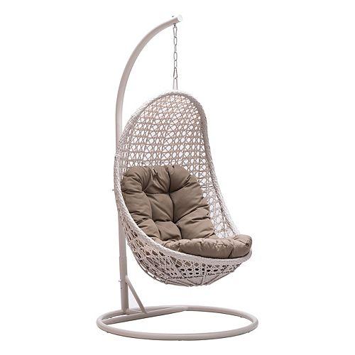 Sheko Cradle Chair Pearl