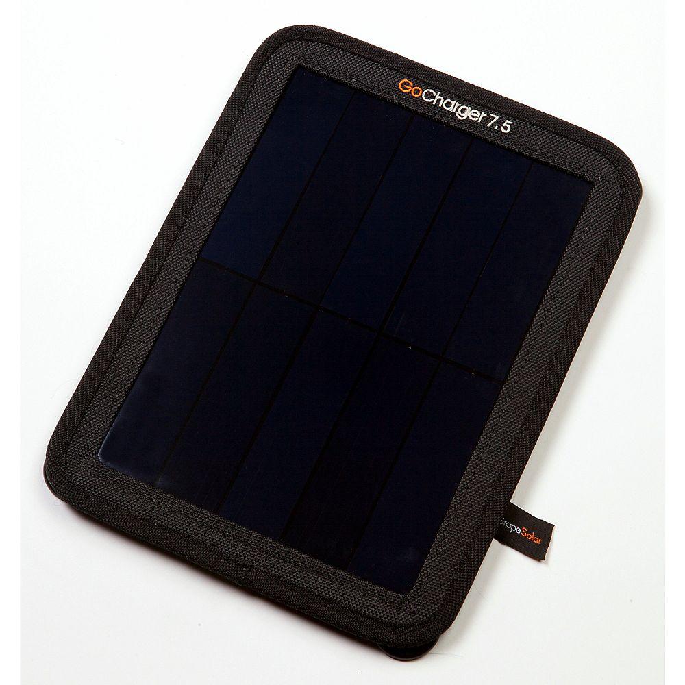 Grape Solar GoCharger 7.5-Watt Portable Solar Panel