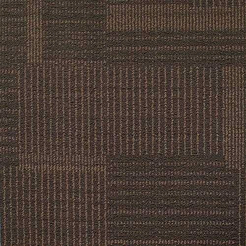 Carreau de tapis Transmit - couleur sable sierra 50cm x 50cm - 54 pi² (5,0168 m²) par boîte