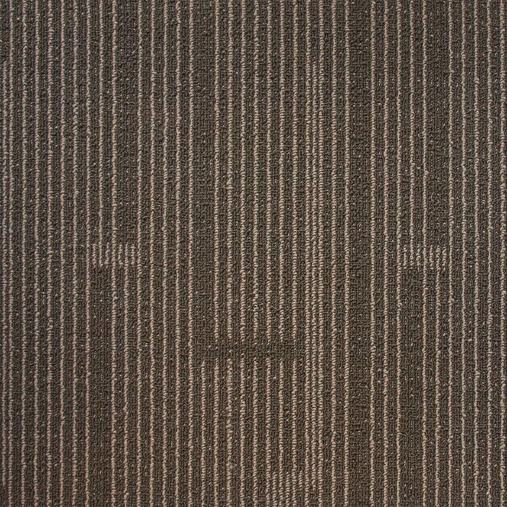 Eurobac Transmit Fairway Oak 19.7-inch x 19.7-inch Carpet Tile (54 sq. ft. / case)