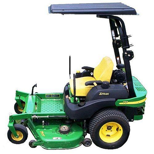 Pare-soleil Big-Top pour tracteur de jardin